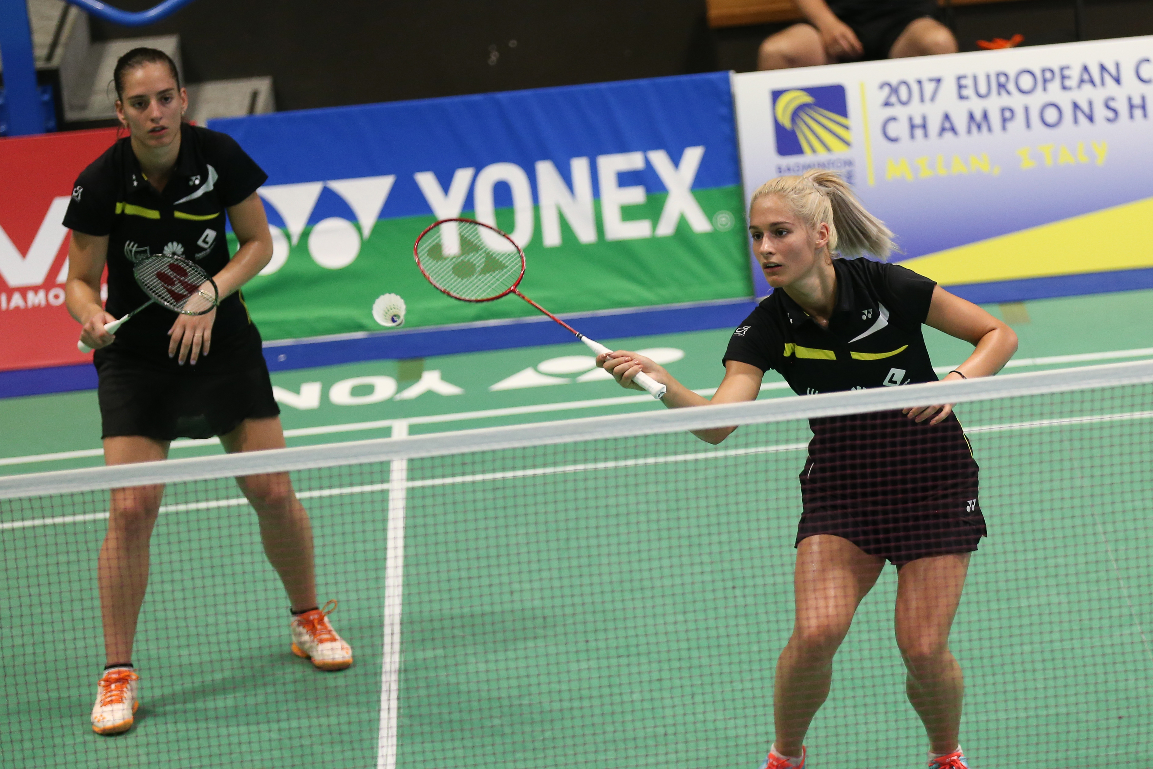 Champions give Swede s a Euro wakeup call